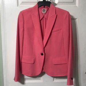 Pink Blazer NWOT